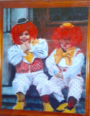 Piccoli clowns